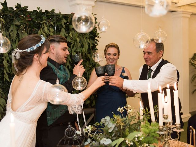 La boda de Yared y Wendy en San Cristóbal de La Laguna, Santa Cruz de Tenerife 127