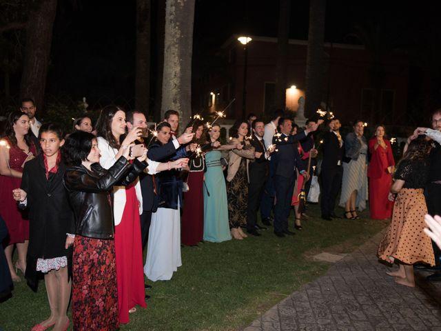 La boda de Yared y Wendy en San Cristóbal de La Laguna, Santa Cruz de Tenerife 135