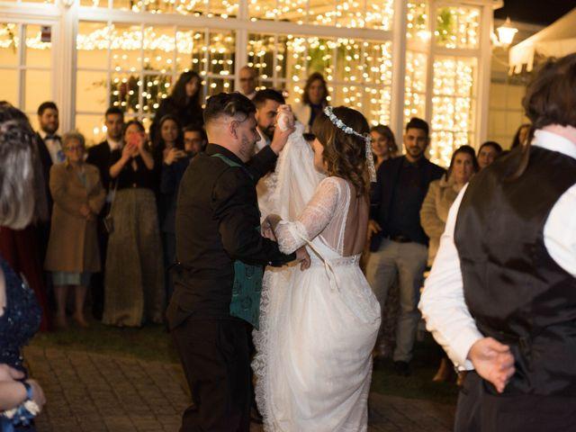 La boda de Yared y Wendy en San Cristóbal de La Laguna, Santa Cruz de Tenerife 138