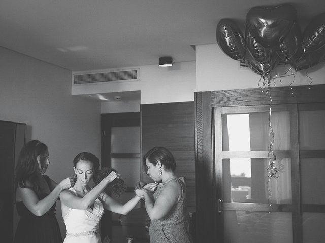 La boda de Sebastian y Ana en Chiclana De La Frontera, Cádiz 17