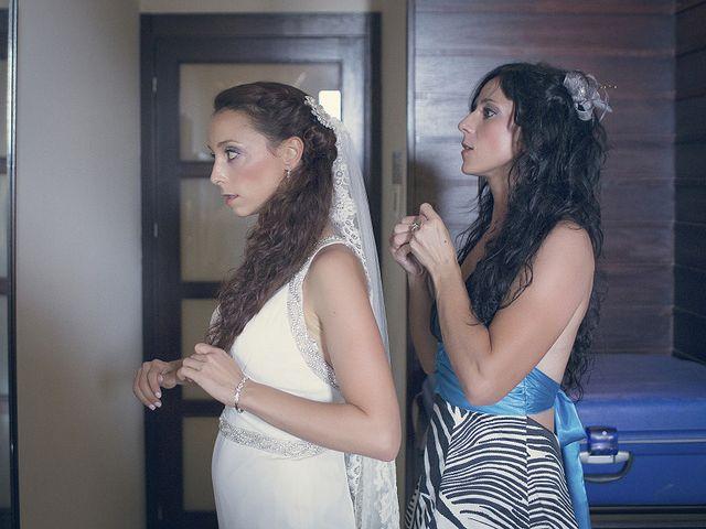 La boda de Sebastian y Ana en Chiclana De La Frontera, Cádiz 21