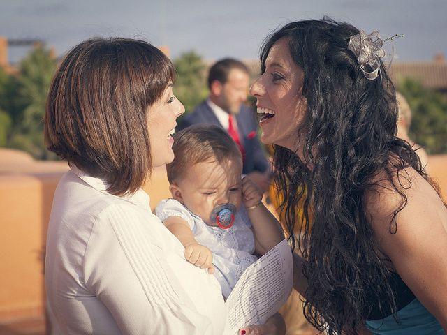 La boda de Sebastian y Ana en Chiclana De La Frontera, Cádiz 37
