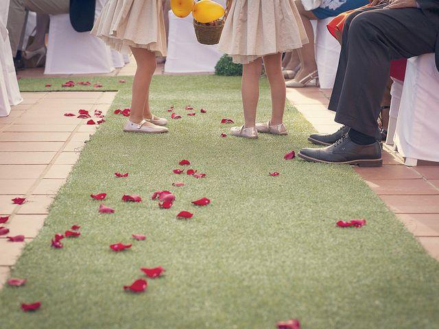 La boda de Sebastian y Ana en Chiclana De La Frontera, Cádiz 40