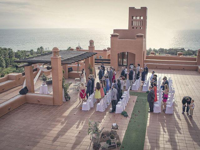 La boda de Sebastian y Ana en Chiclana De La Frontera, Cádiz 42