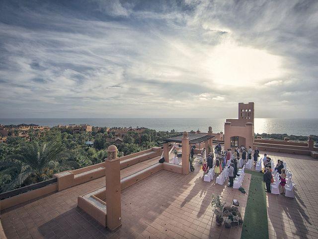 La boda de Sebastian y Ana en Chiclana De La Frontera, Cádiz 1