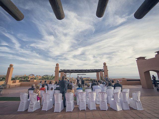 La boda de Sebastian y Ana en Chiclana De La Frontera, Cádiz 43