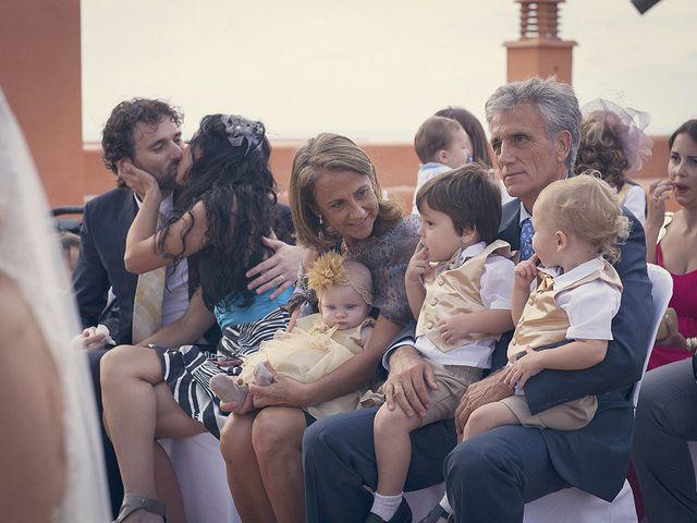 La boda de Sebastian y Ana en Chiclana De La Frontera, Cádiz 46