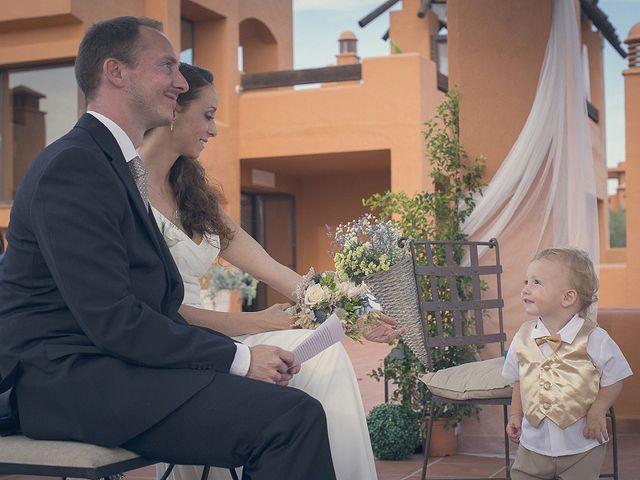 La boda de Sebastian y Ana en Chiclana De La Frontera, Cádiz 53