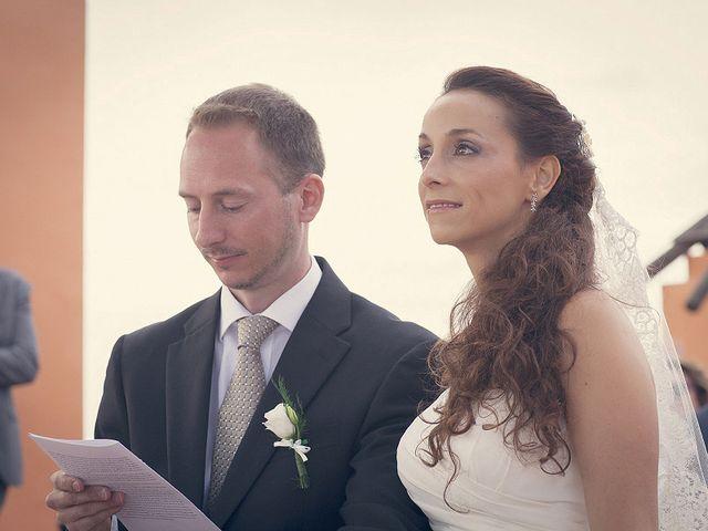 La boda de Sebastian y Ana en Chiclana De La Frontera, Cádiz 56