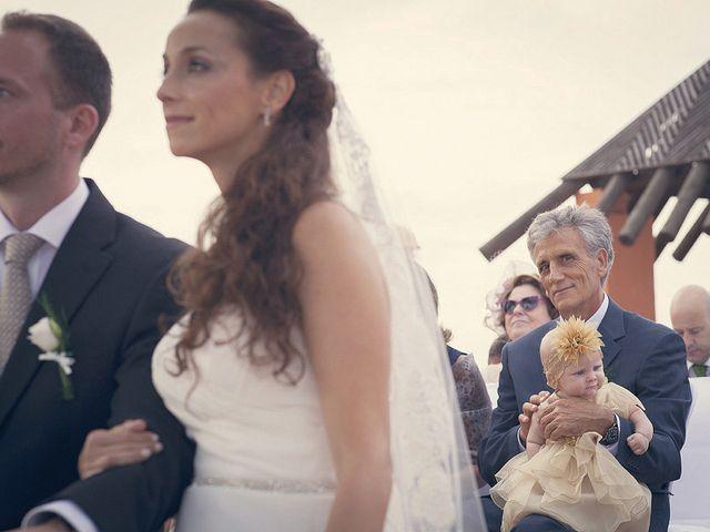 La boda de Sebastian y Ana en Chiclana De La Frontera, Cádiz 57