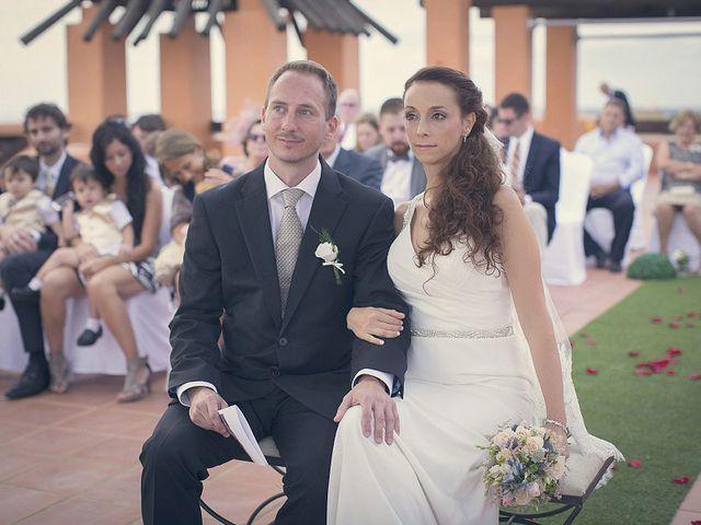La boda de Sebastian y Ana en Chiclana De La Frontera, Cádiz 59