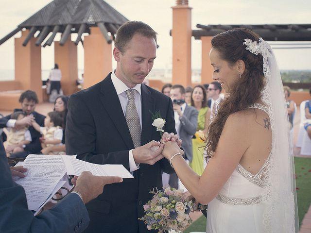 La boda de Sebastian y Ana en Chiclana De La Frontera, Cádiz 61