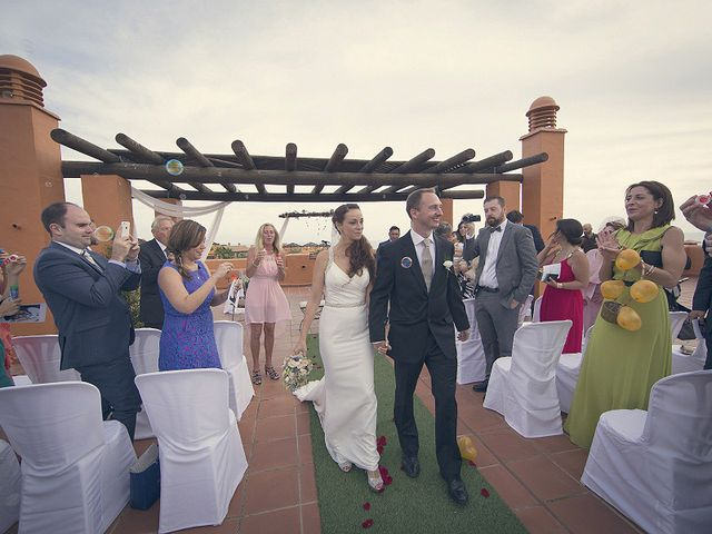 La boda de Sebastian y Ana en Chiclana De La Frontera, Cádiz 65