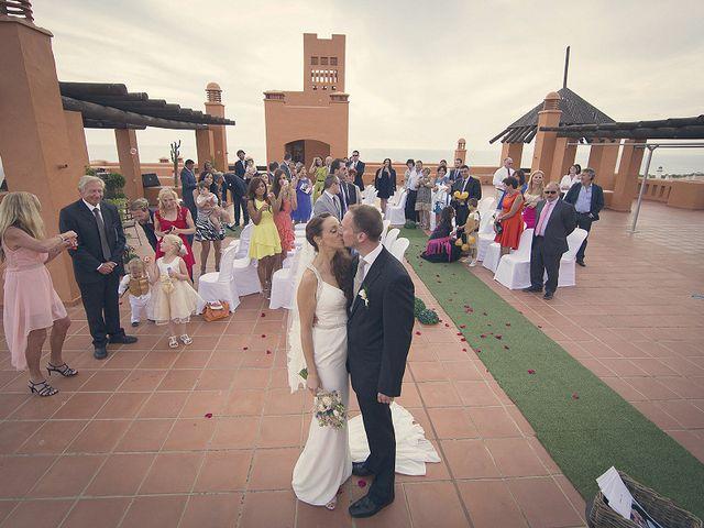 La boda de Sebastian y Ana en Chiclana De La Frontera, Cádiz 66
