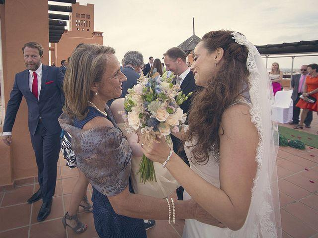 La boda de Sebastian y Ana en Chiclana De La Frontera, Cádiz 69