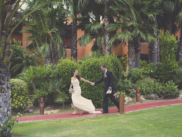 La boda de Sebastian y Ana en Chiclana De La Frontera, Cádiz 80