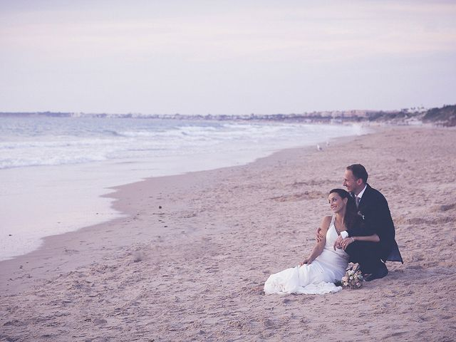 La boda de Sebastian y Ana en Chiclana De La Frontera, Cádiz 88