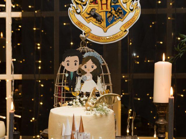 La boda de Yared y Wendy en San Cristóbal de La Laguna, Santa Cruz de Tenerife 108