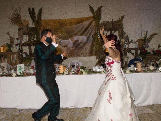 La boda de Alberto y Sandra en Xàbia/jávea, Alicante 1