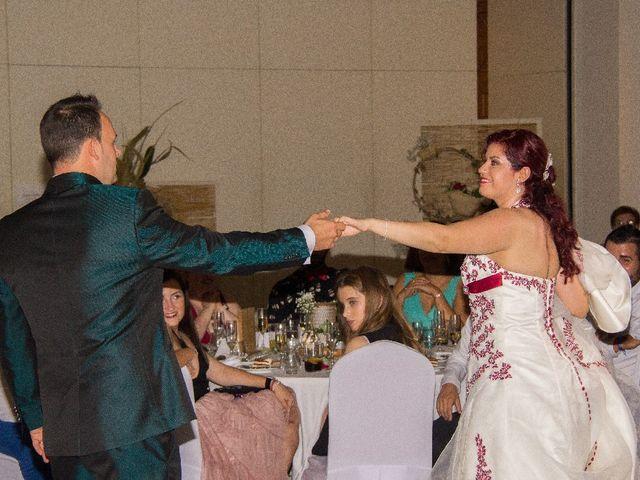 La boda de Alberto y Sandra en Xàbia/jávea, Alicante 3