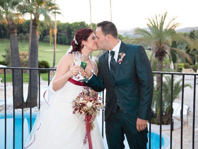 La boda de Alberto y Sandra en Xàbia/jávea, Alicante 4