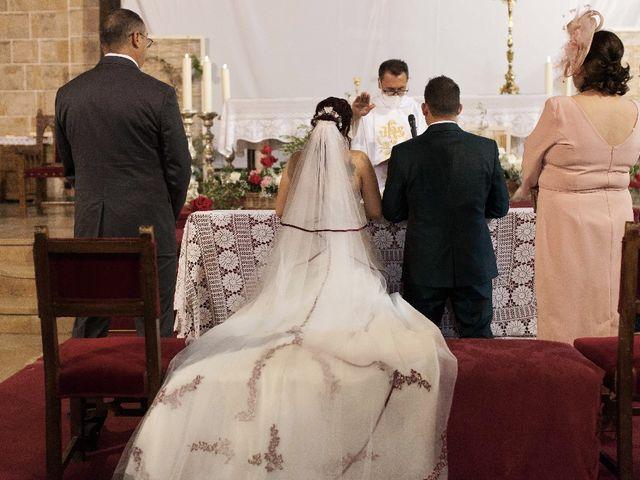 La boda de Alberto y Sandra en Xàbia/jávea, Alicante 6