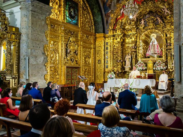 La boda de César y Alicia en Bejar, Salamanca 4