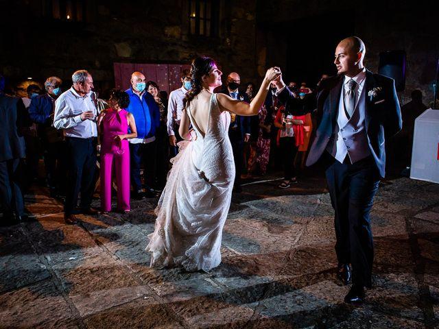 La boda de César y Alicia en Bejar, Salamanca 1