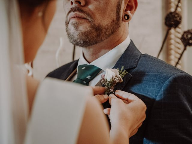 La boda de Rocío y Chede en Jerez De La Frontera, Cádiz 23