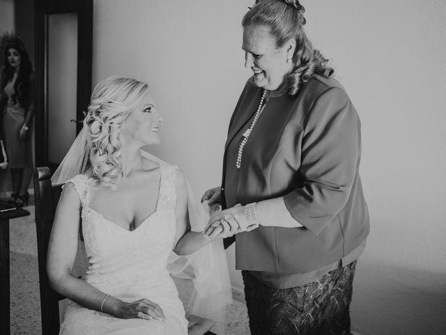 La boda de Rocío y Chede en Jerez De La Frontera, Cádiz 36