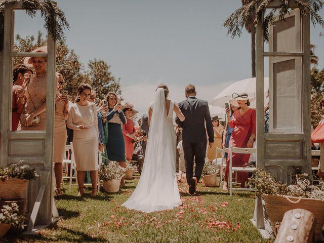 La boda de Rocío y Chede en Jerez De La Frontera, Cádiz 52