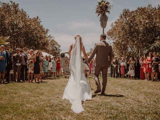 La boda de Rocío y Chede en Jerez De La Frontera, Cádiz 57