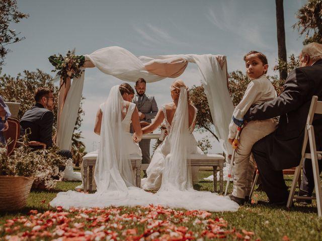 La boda de Rocío y Chede en Jerez De La Frontera, Cádiz 61