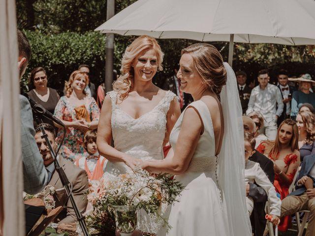 La boda de Rocío y Chede en Jerez De La Frontera, Cádiz 67