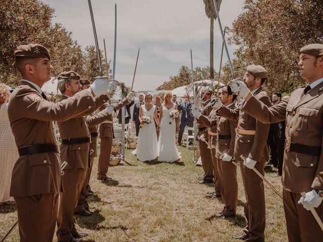 La boda de Rocío y Chede en Jerez De La Frontera, Cádiz 71
