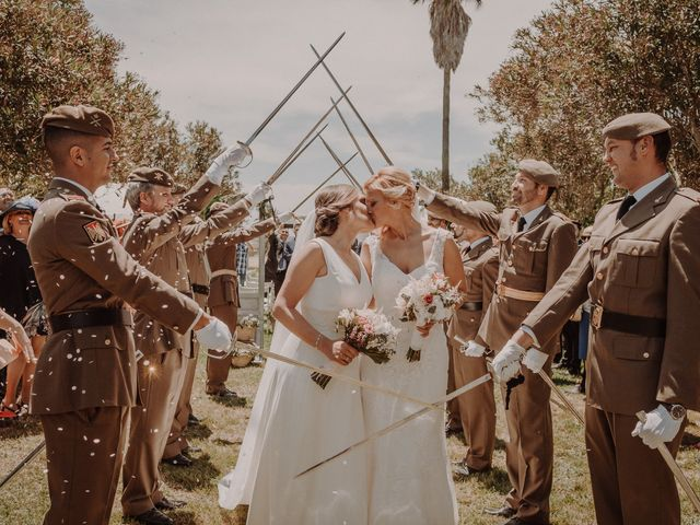 La boda de Rocío y Chede en Jerez De La Frontera, Cádiz 73