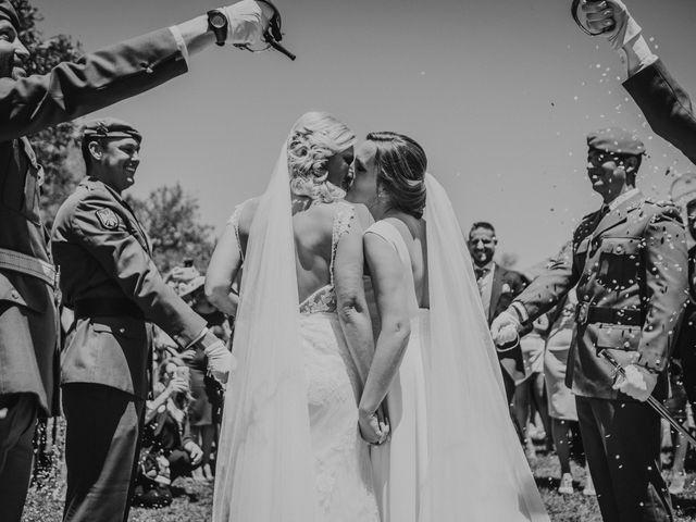 La boda de Rocío y Chede en Jerez De La Frontera, Cádiz 74