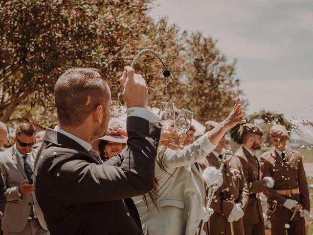 La boda de Rocío y Chede en Jerez De La Frontera, Cádiz 75