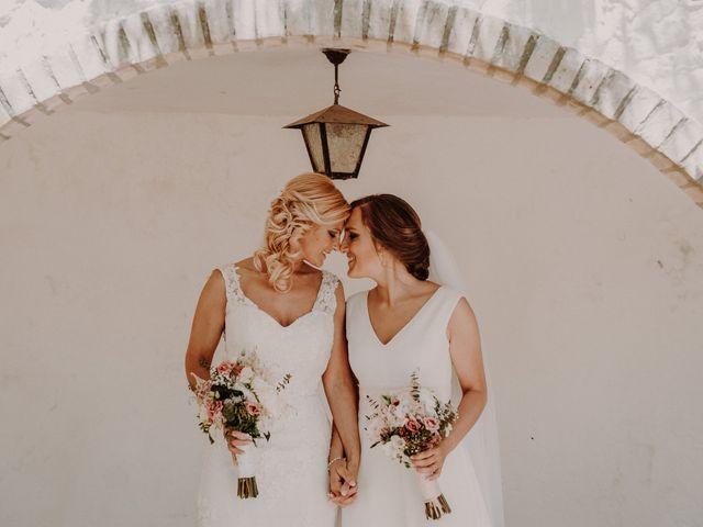 La boda de Rocío y Chede en Jerez De La Frontera, Cádiz 90