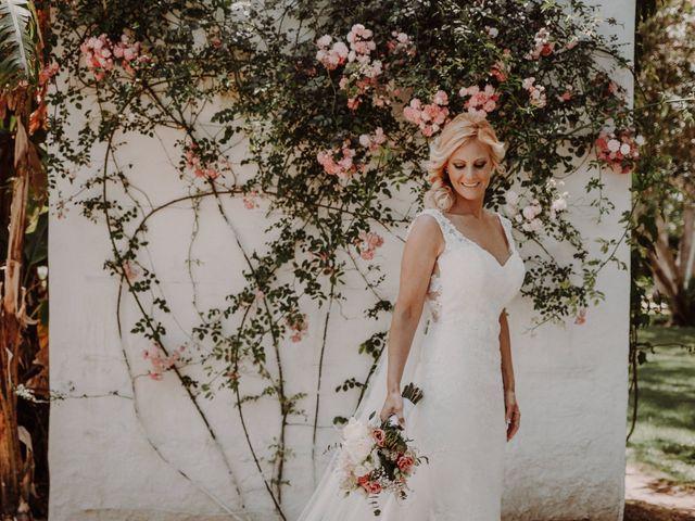 La boda de Rocío y Chede en Jerez De La Frontera, Cádiz 91