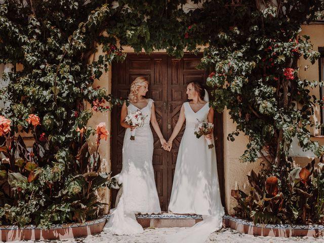La boda de Chede y Rocío