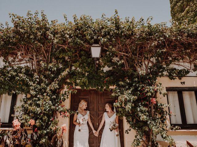 La boda de Rocío y Chede en Jerez De La Frontera, Cádiz 94