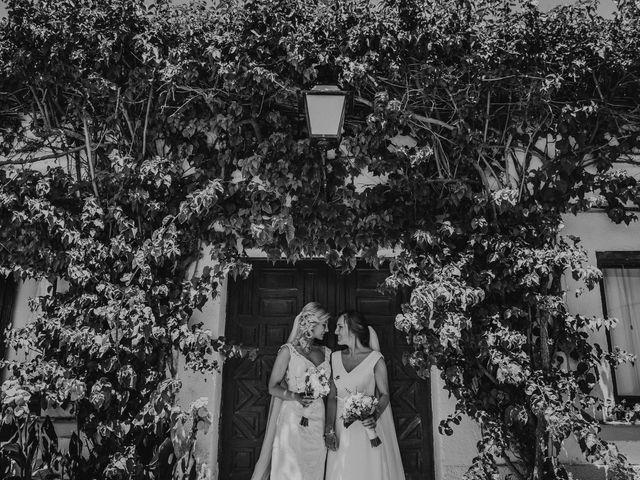 La boda de Rocío y Chede en Jerez De La Frontera, Cádiz 95