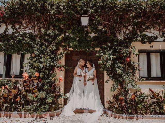 La boda de Rocío y Chede en Jerez De La Frontera, Cádiz 96