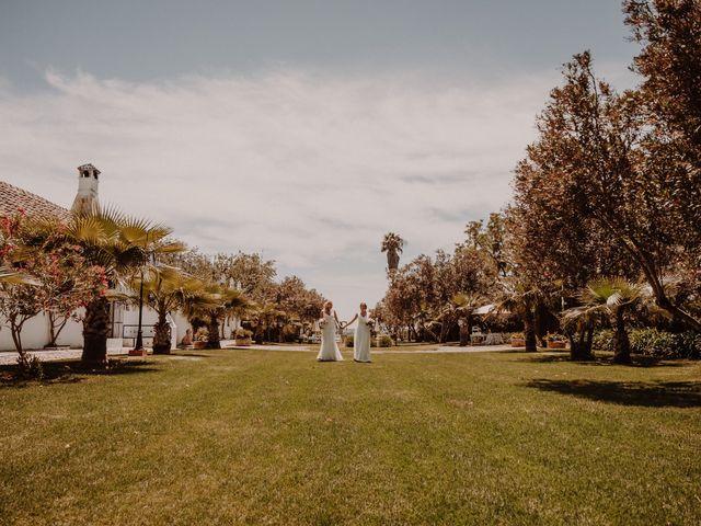 La boda de Rocío y Chede en Jerez De La Frontera, Cádiz 97