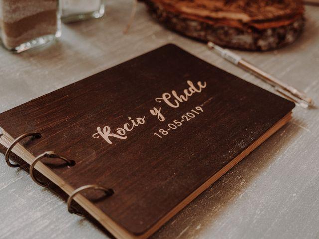 La boda de Rocío y Chede en Jerez De La Frontera, Cádiz 103