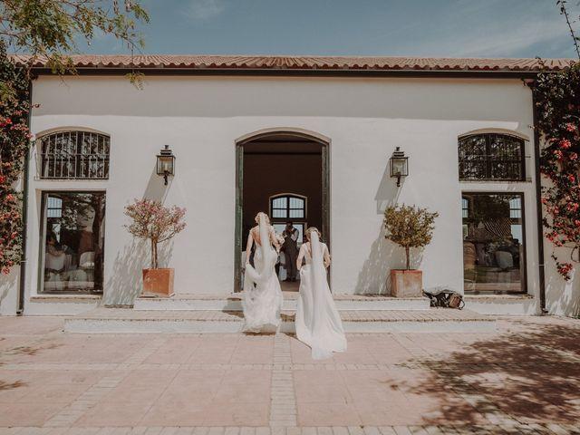 La boda de Rocío y Chede en Jerez De La Frontera, Cádiz 104