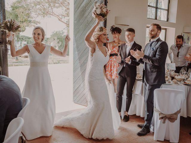 La boda de Rocío y Chede en Jerez De La Frontera, Cádiz 105