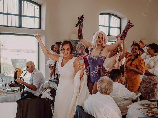 La boda de Rocío y Chede en Jerez De La Frontera, Cádiz 109