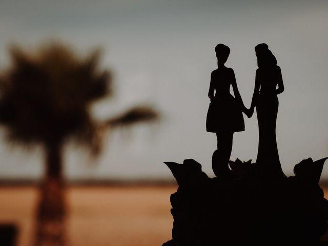 La boda de Rocío y Chede en Jerez De La Frontera, Cádiz 110